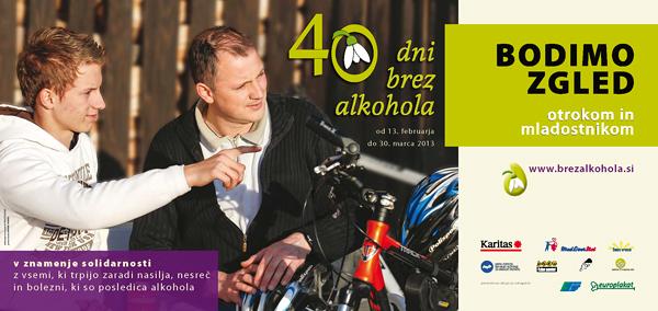 40dni brez alkohola  -2013